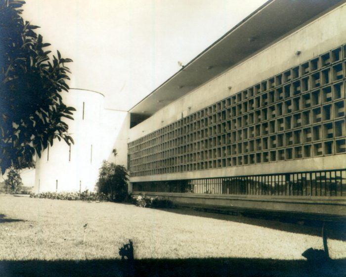 Bloque administrativo UTP antiguo