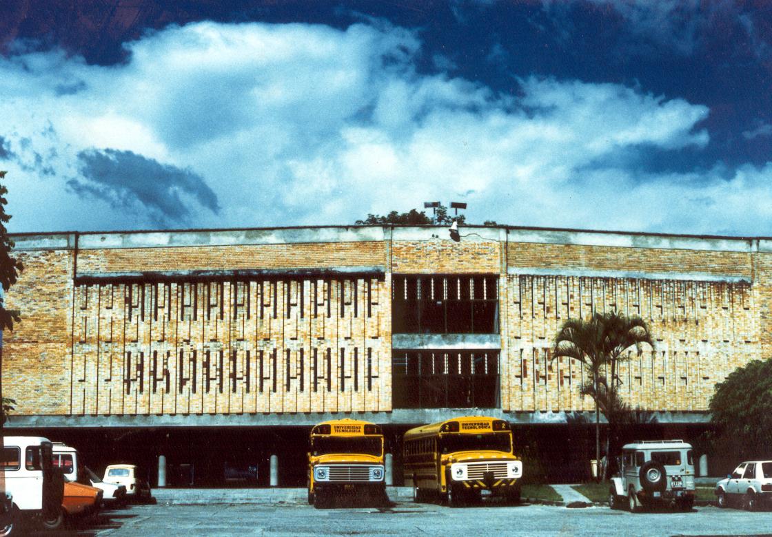 Antigua Biblioteca