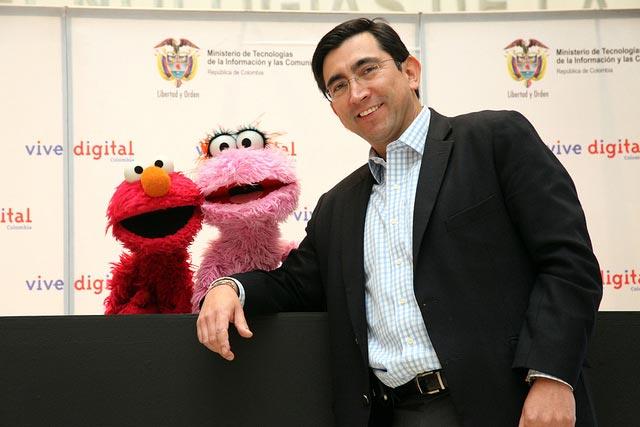 Ministro TIC Colombia