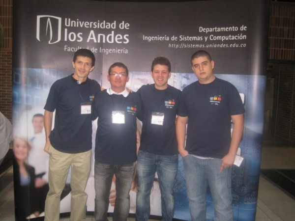 Universidad Tecnológica de Pereira Gana Cupo a Maratón Mundial de Programación Que Se Realizará En Rusia