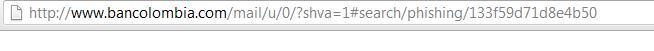 URL Sospechosa de Ser Phishing, Cuidado Con Su Información