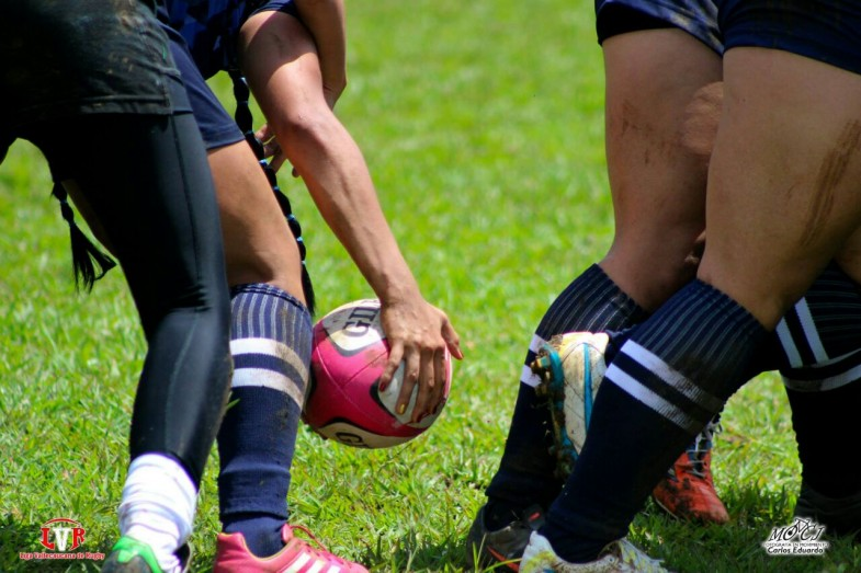 Rugby Femenino ARRIERAS UTP - XIII Juegos Universitarios Nacionales ASCUN – Cali 2014