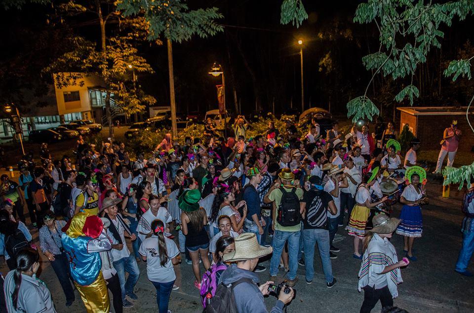 Carnaval de carnavales - ExpoRecreación 2015