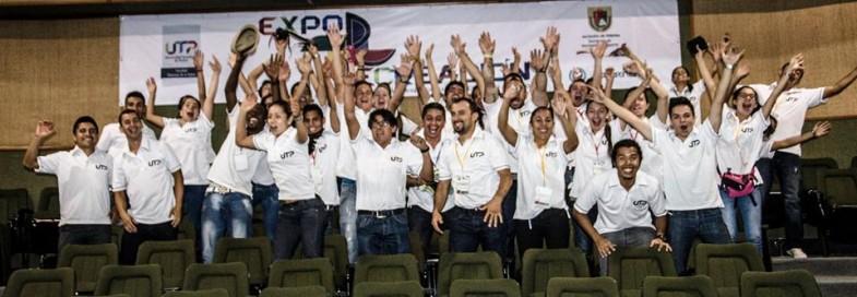 Equipo ExpoRecreación 2015