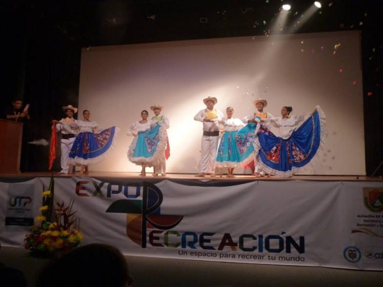 Inauguración  ExpoRecreación 2015