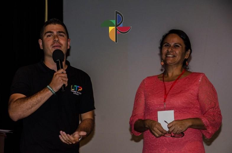 Invitada Especial Universidad de Colima Mexico -ExpoRecreación 2015
