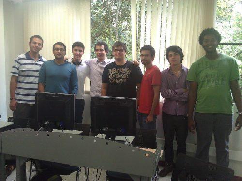 Equipo Grupo Colossus.net