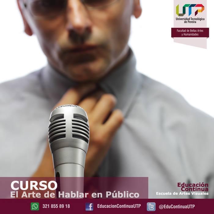 Curso de Oratorio: El Arte de Hablar en Público