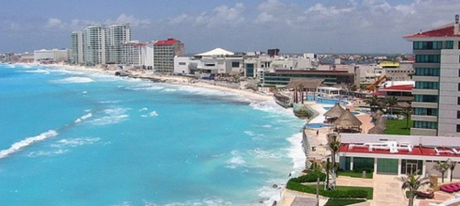Cancún se prepara para más de 35.000 breakers de primavera en el siguiente año