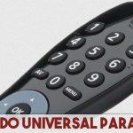 Manejar la Tv por mando a distancia