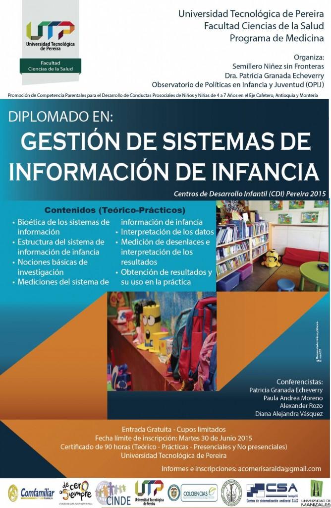 GESTION EN SISTEMAS DE INFORMACION DE INFANCIA