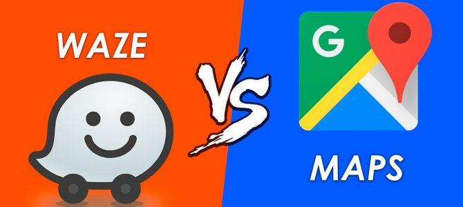 ¿Google Maps o Waze?