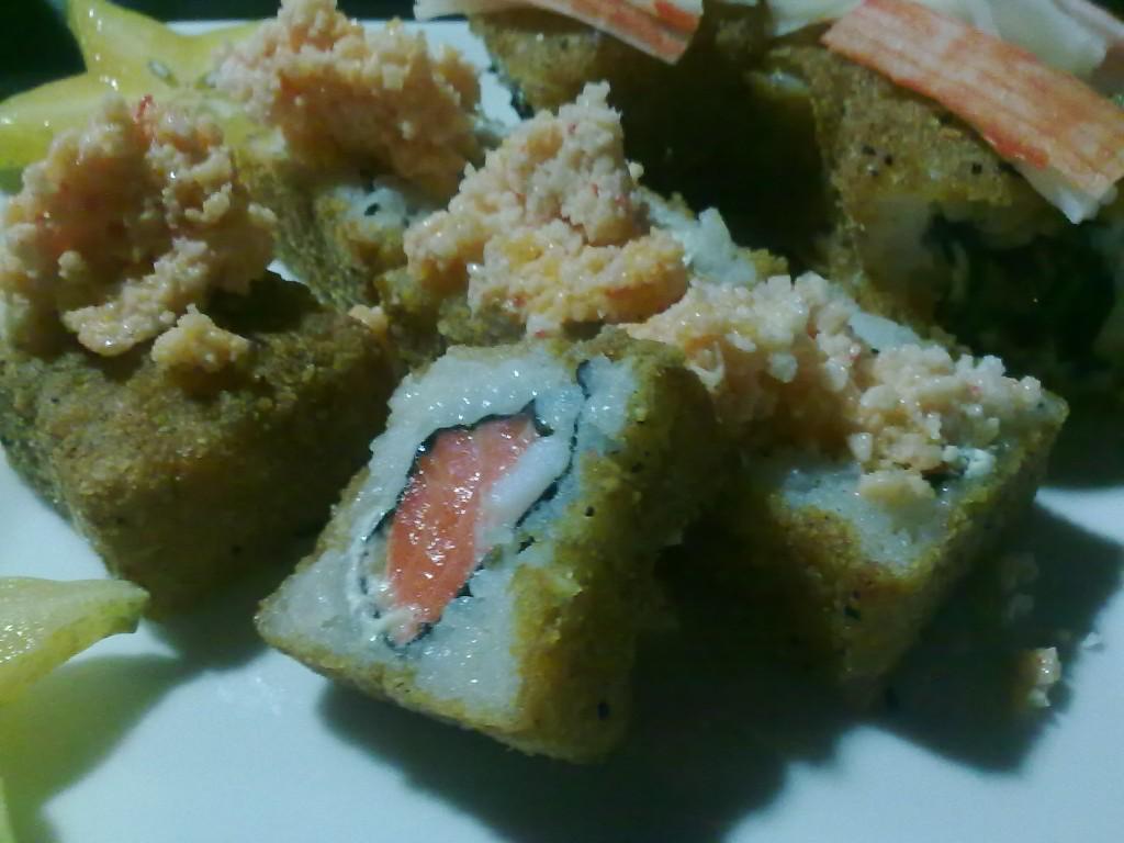 rollitos de sushi :)