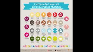 Colombia a ratificado mediante resoluciones y decretos gran parte de las proclamaciones y declaracion derechos humanos.