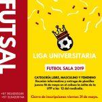 Fútbol Sala 2019
