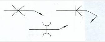 Figura 3.2.c. Soldadura en ambas zonas: en la de contacto de la flecha y en la opuesta