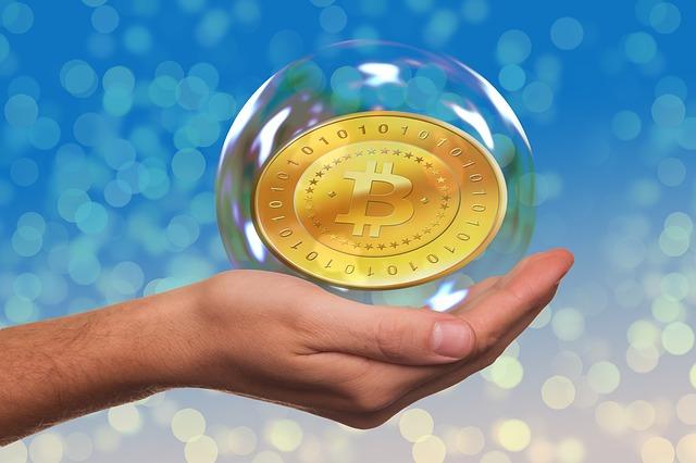 Bitcoin protegido