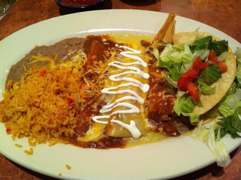 Comida de calle en México