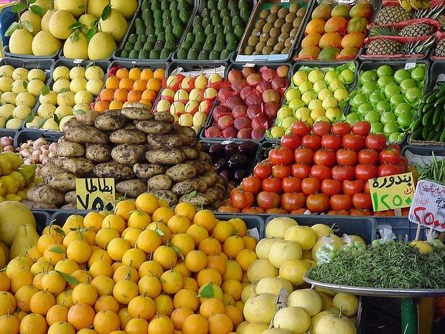 Comida rápida en alimentos organicos