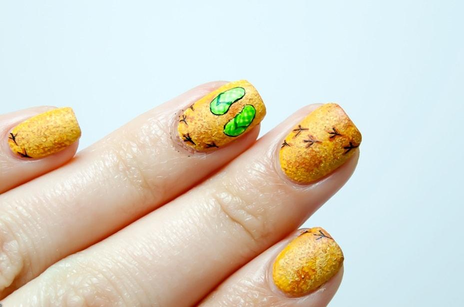 Como diseñar tus uñas para viajar