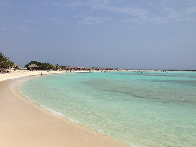 Viajar a Aruba en el Caribe