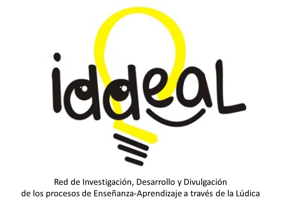 Logo Red IDDEAL 2014